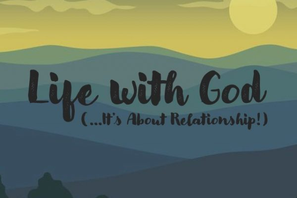 Life with God - closing image